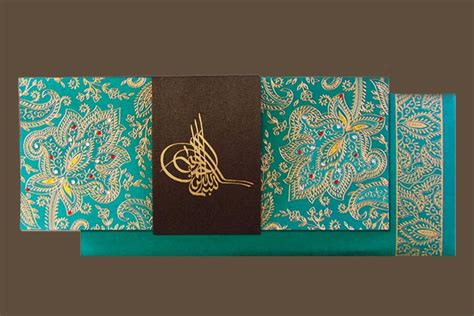 indian muslim wedding card templates invite in style 12 s ideas for amazing muslim wedding cards