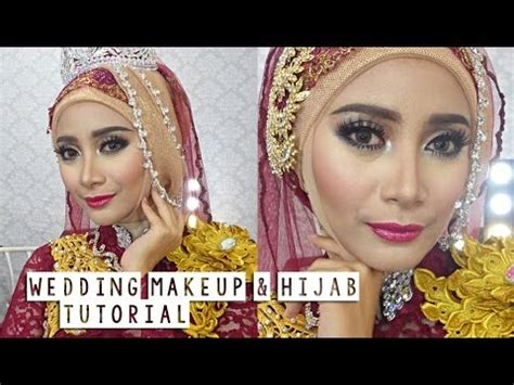 download video tutorial hijab pengantin tutorial hijab kebaya pengantin muslim modern 4 vidoemo