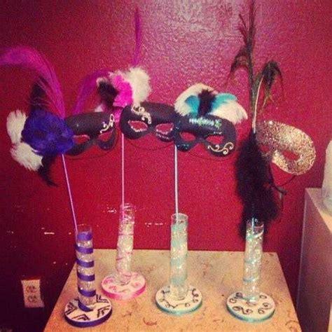 decoracion de salon para 15 años color coral decoraci 243 n de 15 a 241 os con antifaces las mejores ideas y