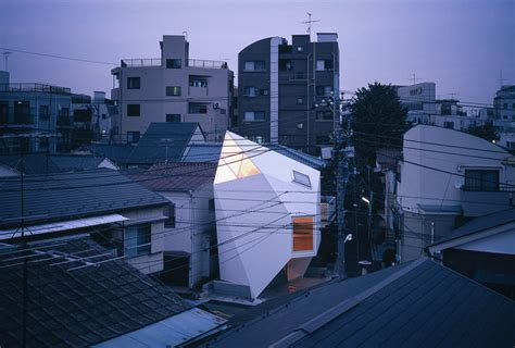 Origami Apartment Japan Guest Post Japan Tokyo Architecture That Will Change