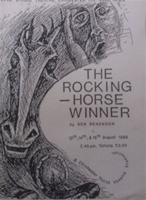 The Rocking Winner Essay by Chichester Festival Youth Theatre Pass It On