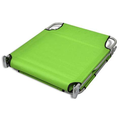 cuscini per lettini prendisole articoli per lettino prendisole pieghevole con cuscino e
