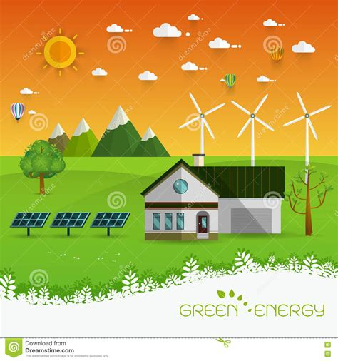 plan toys eco house plan toys eco house stock illustration eco friendly house green energy solar energy