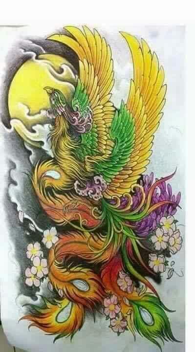 tattoo oriental phoenix pin by jonathan fuenzalida on tatto pinterest phoenix