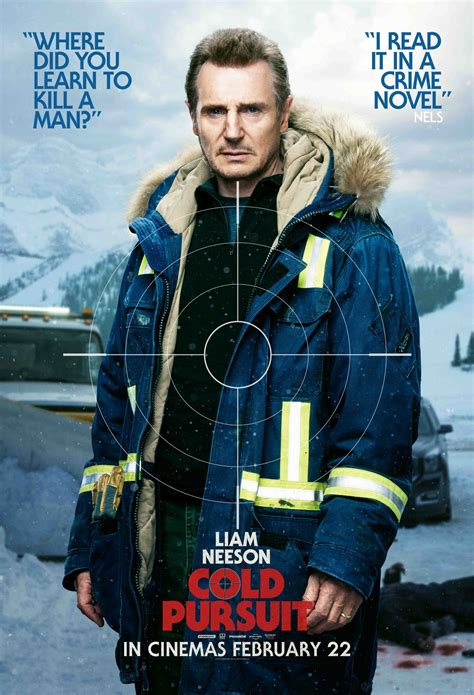 emmy rossum cold pursuit new posters and stills released for cold pursuit filmoria