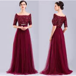 cheap plus size long sleeve prom dresses collections