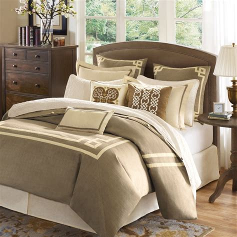 bed comforters sets king size bedding sets the sense of comfort home