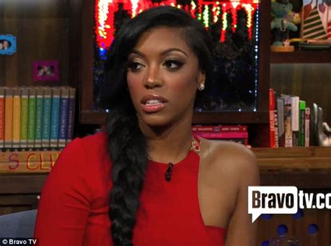 porsha on atlanta atlanta house wife hairstyle rhoa s porsha williams discovered husband filed for
