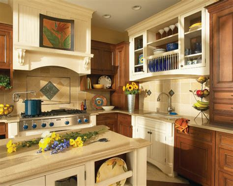 mixing cabinet colors home design ideas pictures remodel