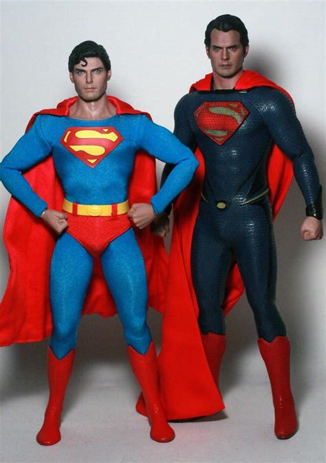 Toys Superman Christopher Reeve Ht product review review toys of steel superman