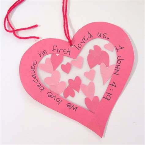 valentines project for christian crafts for find craft ideas
