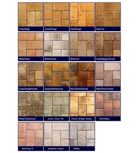 paver colors how to choose paver color