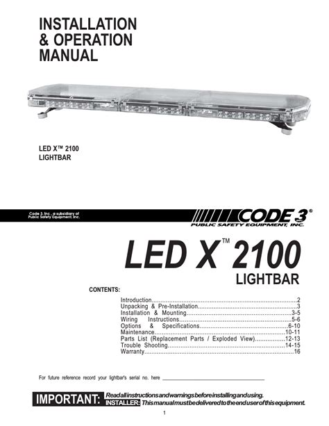 code 3 light bar wiring diagram wiring diagram