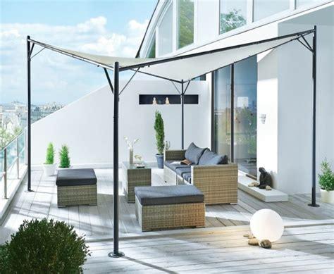 pavillon sonnenschutz 33 ideen f 252 r ihren perfekten sonnenschutz wohnideen und