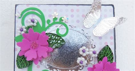 Handmade Foam Flowers - cards crafts projects handmade foam flowers and