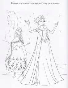 frozen coloring book official frozen illustrations coloring pages frozen
