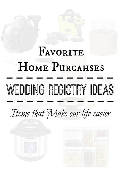 Big Wedding Registry Ideas 9 Tips Complete Checklist Gift