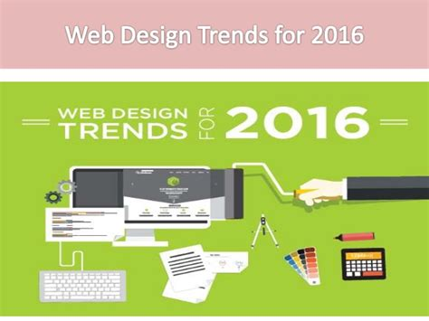 web layout trends 2016 web design trends for 2016