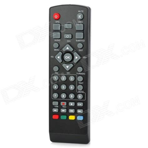 Remote Digital Reciver Mpeg2 Goldsatmatrixtanaka dvb t8806 dvb t mpeg4 h 264 hd digital terrestrial receiver w remote black