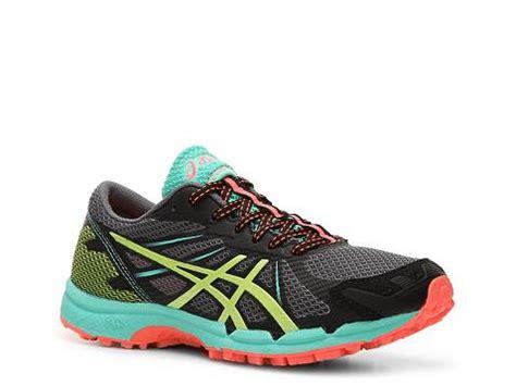 trail running shoes for underpronators asics gel fujiracer 3 lightweight trail running shoe