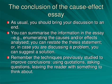 Essay About Abuse Causes And Effects by Cause Solution Essay