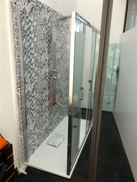piatto doccia solidstone piatto doccia in pietra solidstone alto 2 8cm bianco