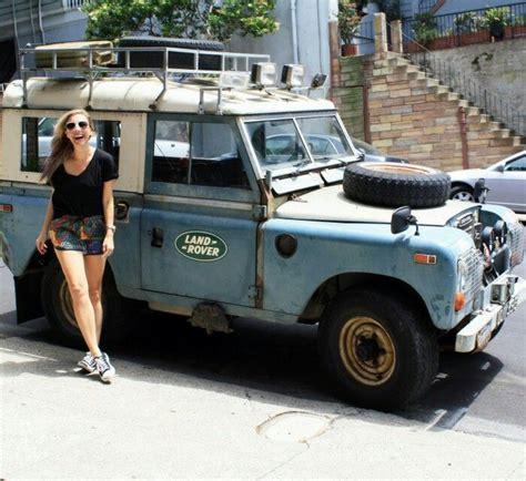 retro range rover land rover 88 series iii sw adventure and nice so