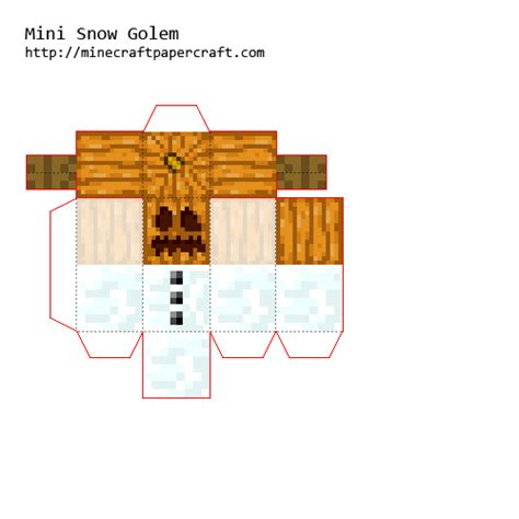 Minecraft Papercraft Snow Set - 1328909658782 png 500 215 500 minecraft fundays