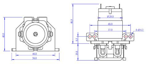 Capasitor Pompa 12 Mikro mikro peristaltik pompa dc12 0v satın al robotistan