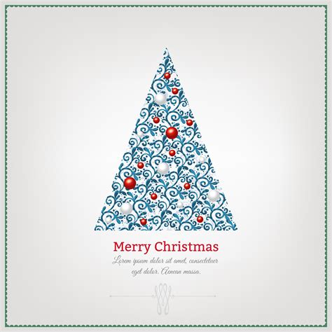 christmas tree photoshop vectors brushlovers com