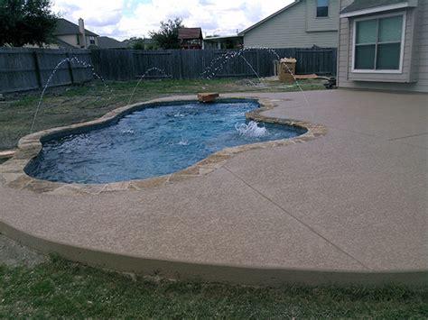 Backyard Pool Financing 36kpoolwithwaterfeatures