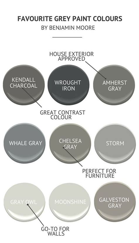 grey paint colours by benjamin gray paint colors benjamin paint and benjamin