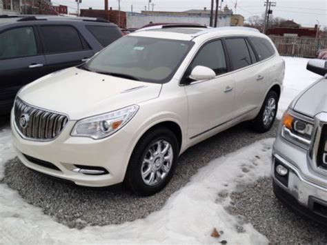 buick enclave gvwr find new 2014 buick enclave in 56 e broadway st