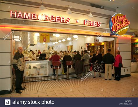 Pentagon City California Pizza Kitchen by Johnny Rockets Hamburger Bar Pentagon City Shopping Mall