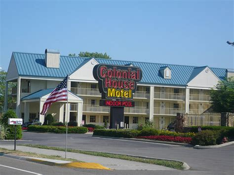 colonial house motel street view picture of colonial house motel pigeon forge tripadvisor