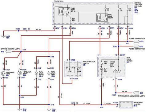 2006 f150 window wiring diagram efcaviation