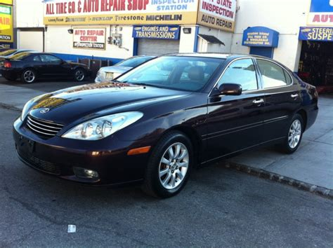 Used 2002 Lexus Es300 Used 2002 Lexus Es300 Sedan 6 990 00