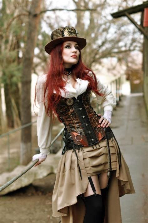 steam punk style steunk girl http steunk girl tumblr com
