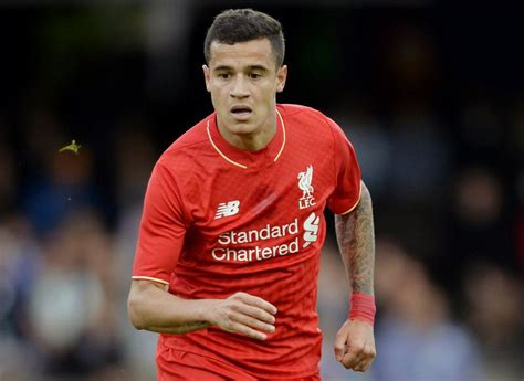 philippe coutinho liverpool s philippe coutinho shows poor end product