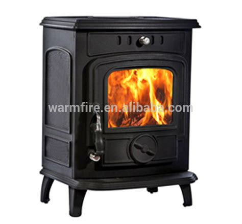 Wood Burning Fireplaces For Sale by Classic Freestanding Cast Iron Wood Burning Stove For Sale