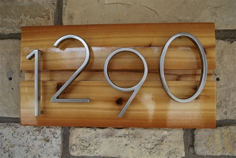 design your own house number plaque make your own home address plaques home ideas collection