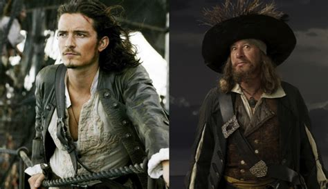 orlando bloom pirates of the caribbean age orlando bloom and geoffrey rush confirmed for pirates of
