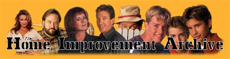 home improvement archive script list