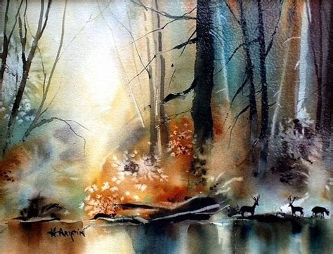 herry arifin watercolour paintings 538 best images about watercolor trees on pinterest