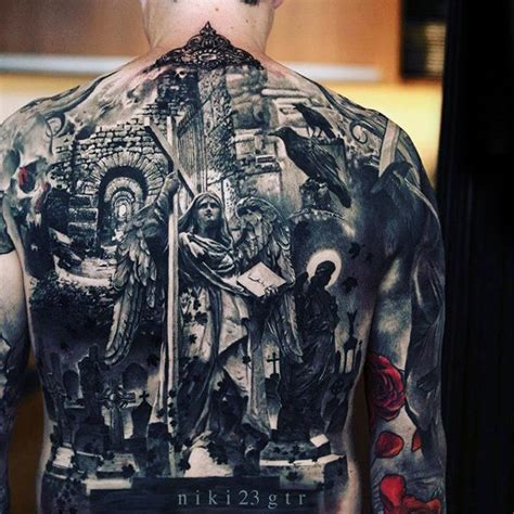 badass back tattoos 100 badass tattoos for guys masculine design ideas