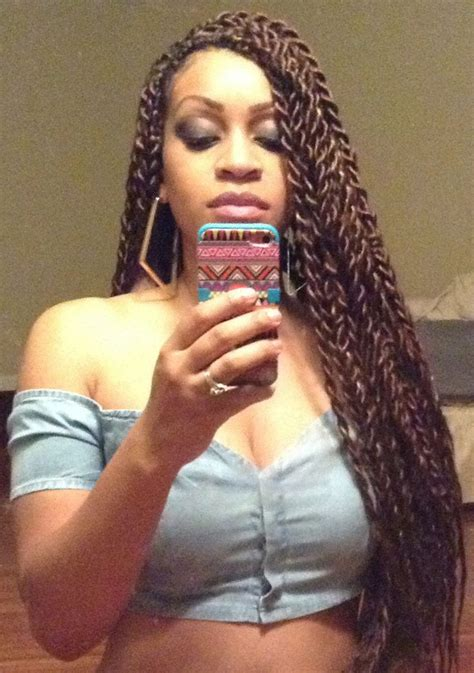show picture of large africal twists 154 best senegalese twist images on pinterest