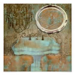 Vintage Bathroom Posters Vintage Bathroom Sink Salle De Bain Iii Poster Zazzle