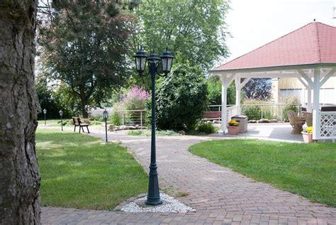 pavillon im park alten und pflegeheim haus weiherberg gmbh in losheim am