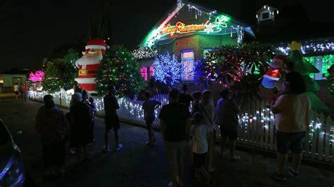 christmas lights streets christmas lights card and decore