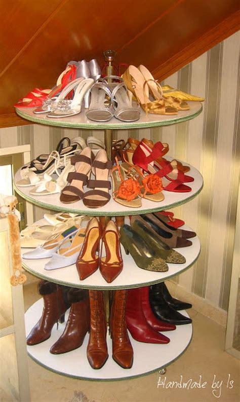 15 creative storage ideas to 15 creative shoes storage ideas hative